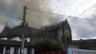 Pensioners evacuated as firefighters battle blaze at former west Cork convent