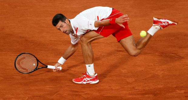 Djokovic Gets Back To Winning Tennis Matches At French Open