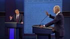 'Will you shut up, man?': Trump and Biden clash in chaotic debate