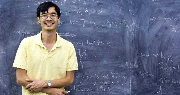 Prof Terry Tao's Hamilton lecture will draw on his childhood fascination with astronomy and distances between planets.