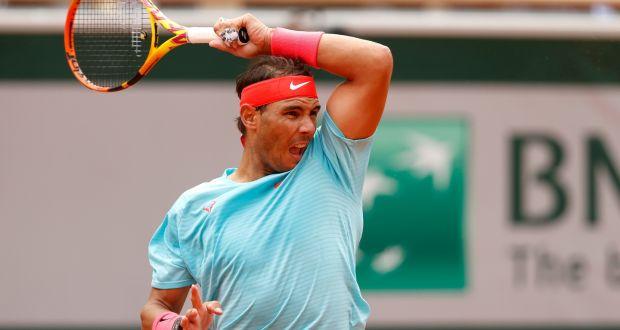 Rafa Nadal Breezes Into French Open Third Round
