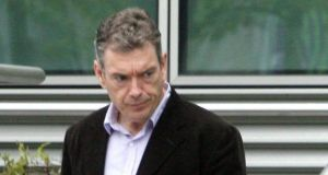 Christy Kinahan  in Belgium pictured in September 2009. Photograph: Sunday World crime series