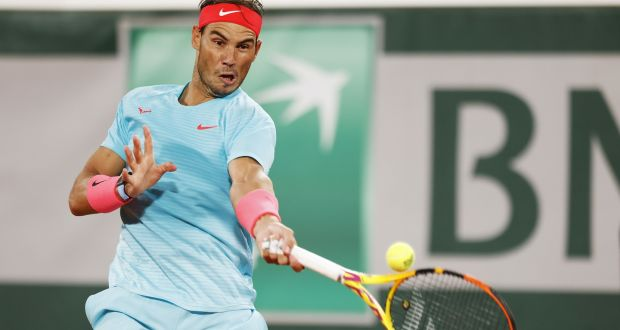 French Open Rafael Nadal Cruises Into Fourth Round