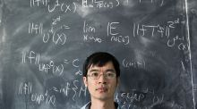 Terry Tao. Photograph: Graeme Mitchell/The New York Times