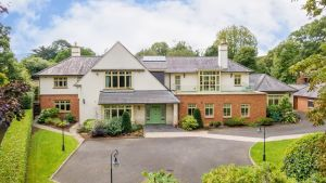 26 Palmerston Park, Dublin 6, extends to 5,600sq ft