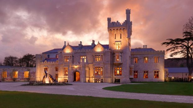 Lough Eske Castle, in Co Donegal, which came second in the annual Condé Nast Reader's Choice Awards of best hotels in Ireland