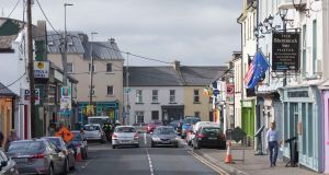 Many rural towns, such as  Lahinch, Co Clare, have been hit hard by the collapse in tourism. Photograph: Eamon Ward