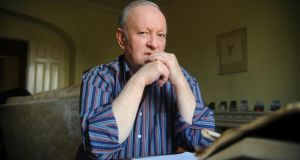 Derek Mahon published over twenty volumes of poetry. Photograph: Michael Mac Sweeney/Provision