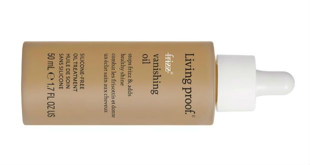 Living Proof Vanishing Oil (€33 at livingproof.co.uk) is a great winter hair product
