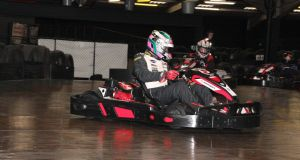 Karting remains a relatively Covid-friendly activity, and one that you can have great fun with