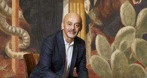 Christian Louboutin: 'If you love it, it's never too much'
