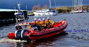 Lough Derg RNLI  features in Saving Lives at Sea, a  BBC2 documentary