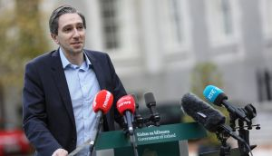 There is a need for a broad conversation on how we move young adults from secondary school to their desired career pathway, Minister for Further and Higher Education Simon Harris has said. Photograph: Julien Behal