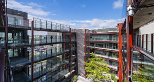 Q House occupies a high-profile position at the Sandyford Business District in south Dublin