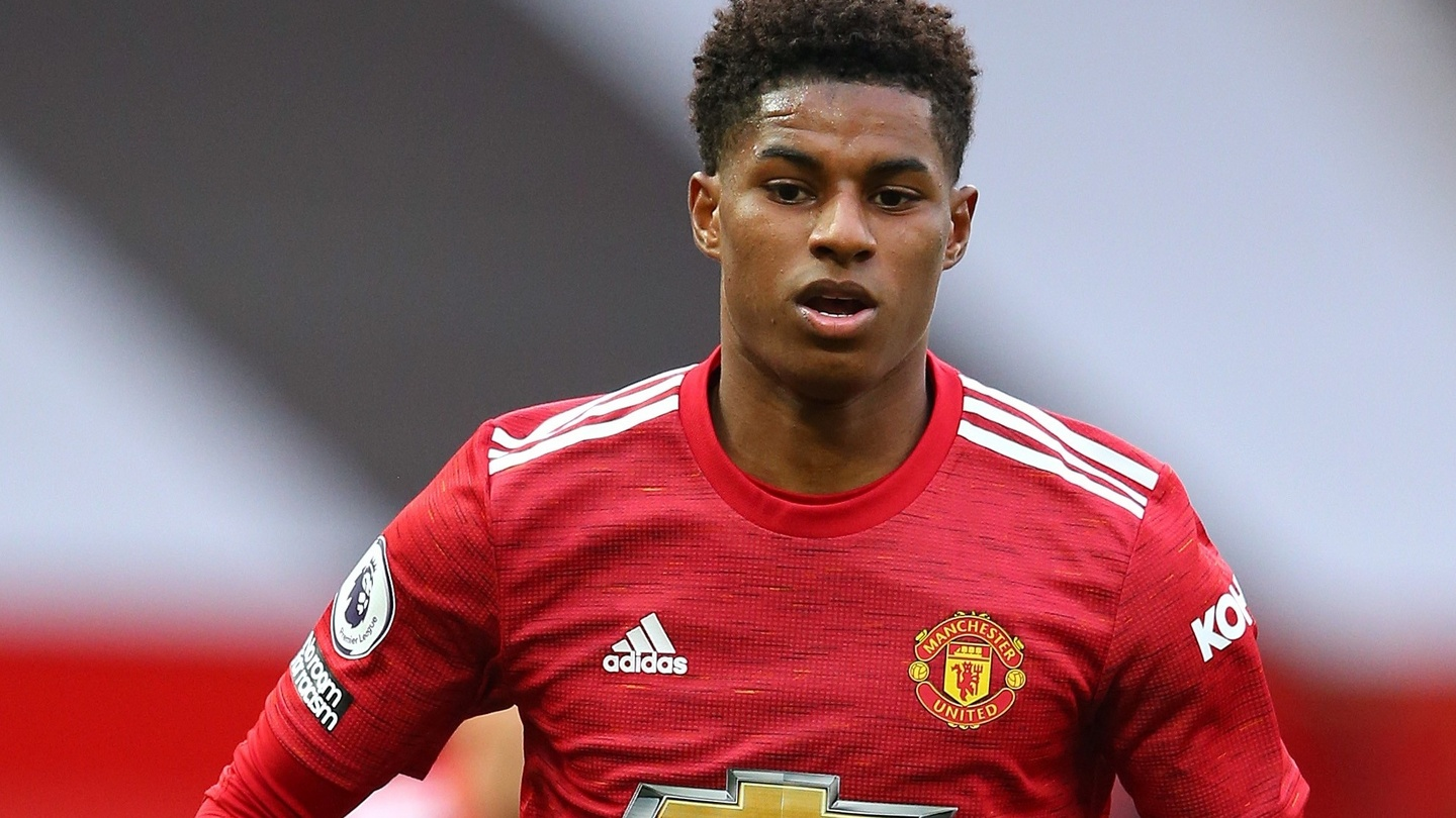 Manchester United S Marcus Rashford Has Been Made An Mbe