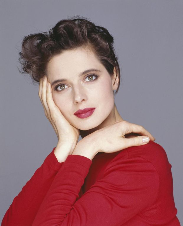 Italian actress Isabella Rossellini. Photograph: Frederic Meylan/Sygma via Getty Images