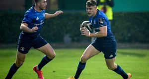 Garry Ringrose has been named the Leinster Rugby Players' Player of the Season. File photograph: Inpho