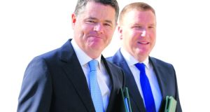 Paschal Donohoe's double act with Michael McGrath may have got off to a reasonable start, but they shouldn't congratulate themselves too much just yet.