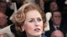 Gillian Anderson stars in the fourth season of Netflix original The Crown as Margaret Thatcher.