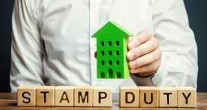 A surgery attached to a house is adding €27k to the stamp duty, what can we do?