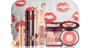 """The queen of all things sparklicious is none other than Charlotte Tilbury,"" says Karen Constantine."