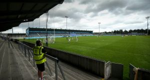 Running the football and hurling championships this year would at least offer an escape, a distraction, the illusion of normality in a dark time. Photograph: Laszlo Geczo/Inpho