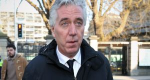 John Delaney, a notice party to the action, wants more time to examine the material, which includes his emails, to set out those which he says attract legal professional privilege. Photograph: Laura Hutton/The Irish Times