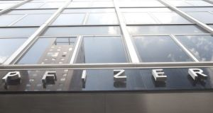 Pfizer said it could file for US authorisation of a  Covid-19 vaccine it is developing with German partner BioNTech as early as November