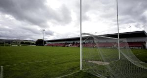 A general view of Celtic Park where Derry beat Longford on Saturday. Photo: Evan Logan/Inpho