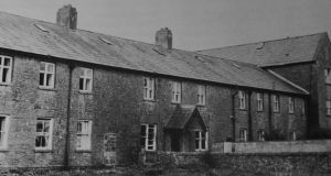 Undated photo of the Tuam mother and baby home, Galway. Photograph: PA