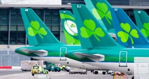An Aer Lingus source reportedly expressed frustration within the company of the Irish Government's handling of air travel compared to other European countries.