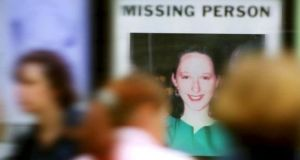 In 1999, Garda posters were put up seeking the public's help in locating the Kilkenny woman. Photograph: Bryan O'Brien