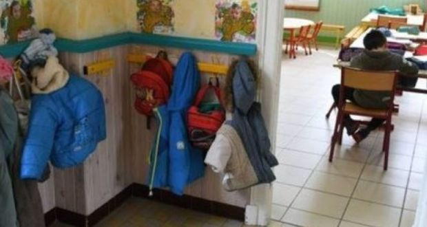 The Government plans to keep schools open under Level 5 of the Living with Covid plan. File photograph: The Irish Times
