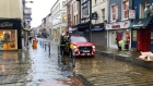 Parts of Cork city flooded after River Lee bursts its banks