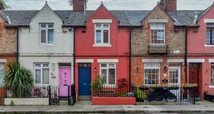 Ringsend terrace with garden drama for €425k