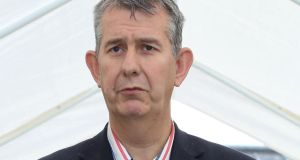 Edwin Poots. Photograph: Paul Faith/AFP/Getty