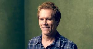 Kevin Bacon: 'I couldn't care less about being heroic or handsome' Photograph: Larry Busacca/Getty Images