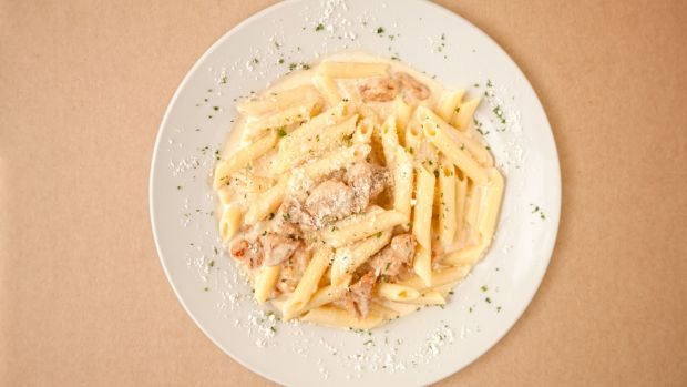 Use skinless and boneless chicken thighs for Paul Flynn's alfredo recipe. Photograph: iStock