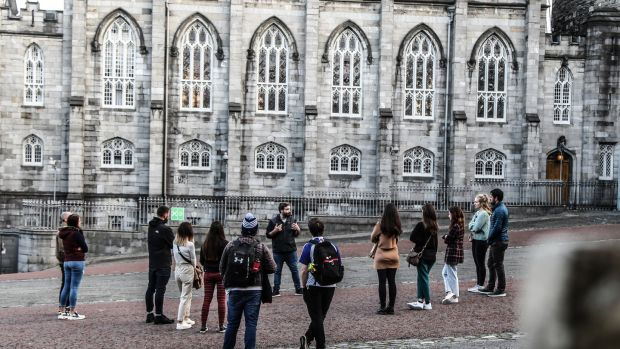 The Dark Dublin walking tours focus less on spooky spiels and more on historic mutliations, murder and madness.