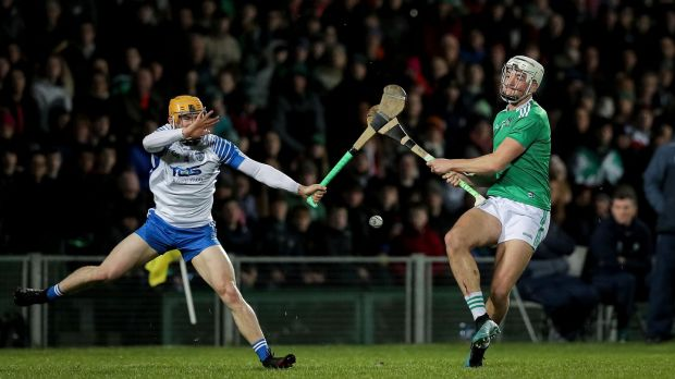 Kyle Hayes: can prove an influential figure for Limerick this season. Photograph: Brian Reilly-Troy/Inpho