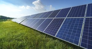 Amarenco Solar plans to begin building eight solar power plants. Photograph: iStock