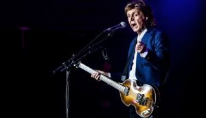 Paul McCartney's new album will be released on December 11th. File photograph: Sophia Juliane Lydolph/EPA