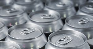 Ardagh makes drink containers for brands ranging from Budweiser beer to Coca-Cola. Photograph: iStock