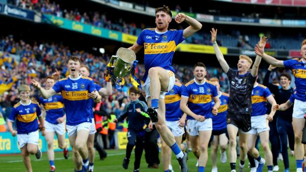 Tipperary are the defending All-Ireland champions. Photograph: James Crombie/Inpho