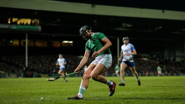 Limerick's Gearoid Hegarty could thrive ina winter All-Ireland Championship. Photograph: Brian Reilly-Troy/Inpho