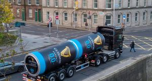 Guinness 0.0 is being rolled out next week. Photograph: Aerial Photography Ireland via Andres Poveda