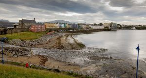 Bundoran in Co Donegal. At the peak of the lockdown in April, almost a third of the labour force in Donegal was in receipt of the Pandemic Unemployment Payment.  Photograph: James Connolly