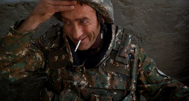 Nagorno Karabakh We Will Keep Our Borders And Fight With Our Heart