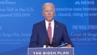 'He's quit on you' Biden takes aim at Trump
