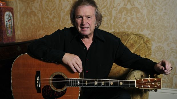 "Don McLean: ""You couldn't talk about my sister because you couldn't tell the truth. Photograph: Aidan Crawley/The Irish Times"